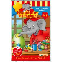 Benjamin Blümchen - Folge 142: Das besondere Osterei (MC)