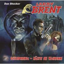 Larry Brent - Folge 37: Schizophrenia - Nächte des Wahnsinns
