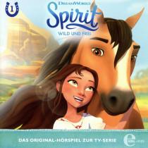 Spirit: wild und frei - Folge 1: Neue Freunde - Das Original-Hörspiel zur TV-Serie