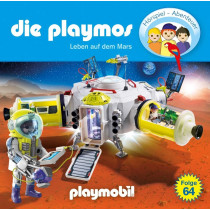 Die Playmos - Folge 64: Leben auf dem Mars