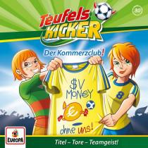 Teufelskicker 80 Der Kommerzclub!