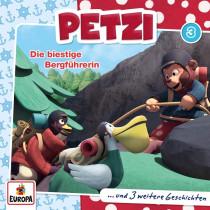 Petzi - Folge 3: Die biestige Bergführerin