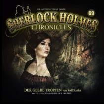 Sherlock Holmes Chronicles 69 Der gelbe Tropfen