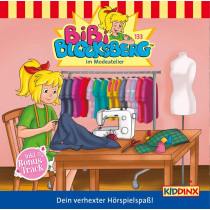 Bibi Blocksberg - Folge 133: Bibi Blocksberg im Modeatelier