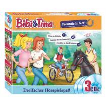 Bibi und Tina - Freunde in Not (3 CDs)