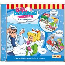 Bibi Blocksberg erzählt - Folge 13: Schneegeschichten