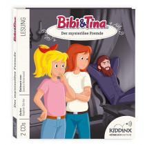Bibi und Tina - Der Mysteriöse Fremde (Hörbuch)