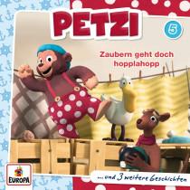 Petzi - Folge 5: Zaubern geht doch Hopplahopp