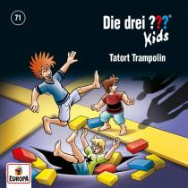 Die drei ??? Fragezeichen Kids - Folge 71: Tatort Trampolin