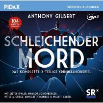 Pidax Hörspiel Klassiker - Schleichender Mord