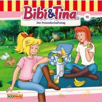 Bibi und Tina - Folge 91: Der Freundschaftstag
