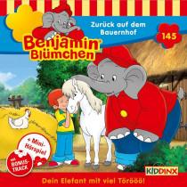 Benjamin Blümchen - Folge 145: Zurück auf dem Bauernhof
