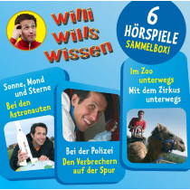 Willi Wills Wissen - Sammelbox 2 (6 Hörspiele)