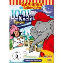 Benjamin Blümchen - 1001 Nacht Special: In Indien/Der kleine Flaschengeist