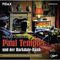 Francis Durbridge: Paul Temple und der Harkdale-Raub