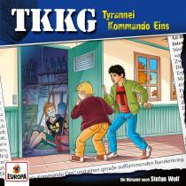 TKKG - Folge 212: Tyrannei Kommando Eins