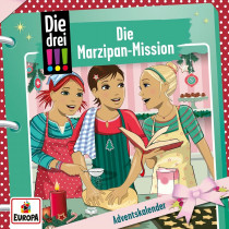 Die drei Ausrufezeichen - Adventskalender – Die Marzipan Mission