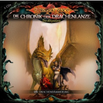 Die Chronik der Drachenlanze 6: Drachendämmerung
