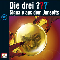 Die drei ??? Fragezeichen - Folge 188: Signale aus dem Jenseits (CD)