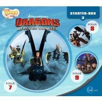 Dragons - Die Reiter Von Berk - Starter Box 3 (Folge 7, 8, 9)