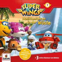 Super Wings - Folge 1: Schlittenfahren in der Wüste