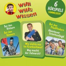 Willi Wills Wissen - Sammelbox 3 (6 Hörspiele)