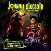 Johnny Sinclair - 06: Dicke Luft in der Gruft (Teil 3 von 3)