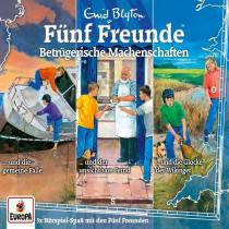 Fünf Freunde 38. 3er Box Betrügerische Machenschaften