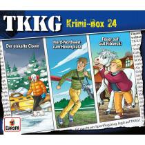 TKKG Krimi-Box 24 (Folgen 190,191,192)
