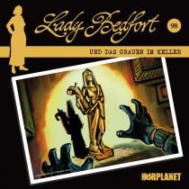 Lady Bedfort - Folge 98: Das Grauen im Keller