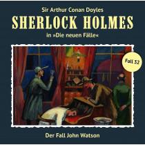 Sherlock Holmes: Die neuen Fälle 32: Der Fall John Watson
