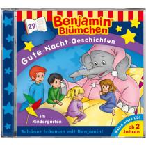 Benjamin Blümchen - Gute-Nacht-Geschichten - Folge 29: Im Kindergarten