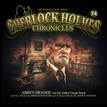 Sherlock Holmes Chronicles 74 Abbey Grange