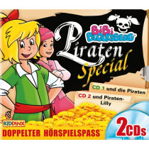 Bibi Blocksberg - Piraten Special (2 CDs)