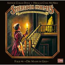 Sherlock Holmes (Titania) - Folge 46: Der Mann in Gelb