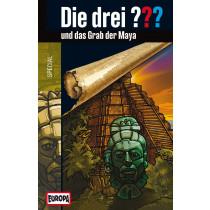 Die drei ??? Fragezeichen - und das Grab der Maya (2 MCs)