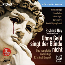 Pidax Hörspiel Klassiker - Ohne Geld singt der Blinde nicht