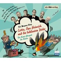 Lotta, Opa Heinrich und die beklauten Diebe
