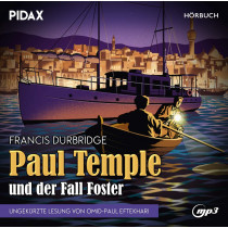 Pidax - Francis Durbridge: Paul Temple und der Fall Foster