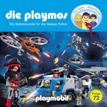 Die Playmos - Folge 72: Ein Geheimcode für die Galaxy Police