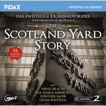 Pidax Hörspiel Klassiker - Die Scotland Yard-Story