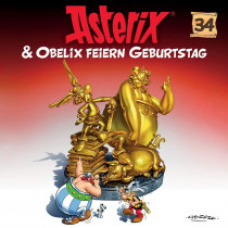 Asterix - Folge 34: Asterix & Obelix Feiern Geburtstag