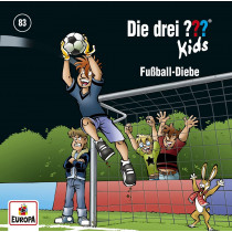 Die drei ??? Fragezeichen Kids - Folge 83: Fußball-Diebe