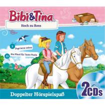 Bibi und Tina - Hoch zu Ross (Papi lernt reiten / Ein Pferd für Tante Paula)