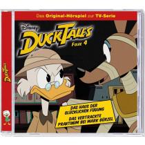 Disney: Ducktales - Folge 4: Das Haus der Glücklichen Fügung