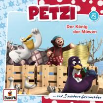 Petzi - Folge 2: Der König der Möwen