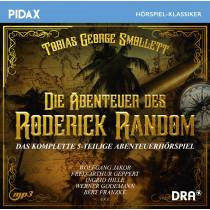 Pidax Hörspiel Klassiker - Die Abenteuer des Roderick Random