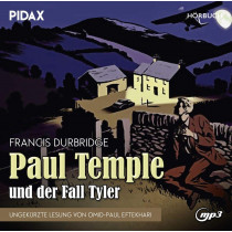 Pidax - Francis Durbridge: Paul Temple und der Fall Tyler