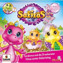 Safiras - Folge 7: Tarakona und die Dracheneier / Kiras erster Geburtstag