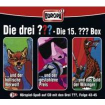 Die drei Fragezeichen Fan Box die 15. Folgen 43 - 45